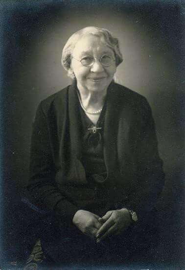 創立者のマーガレット・エリザベス・アームストロング